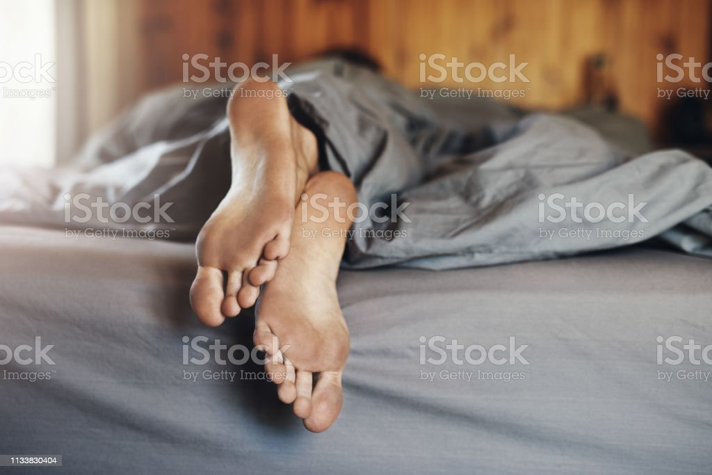 Dirty Feet In Bed photo 7