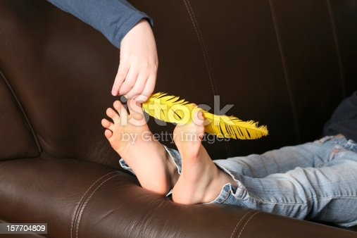 Foot Tickle Torture photo 29