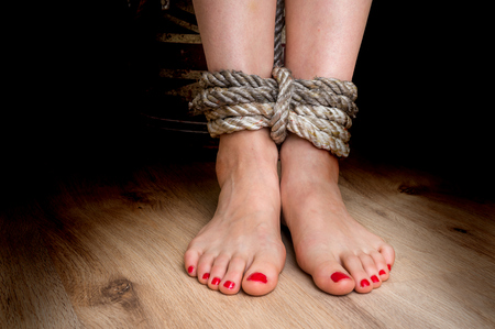 Tied Up Toes photo 23