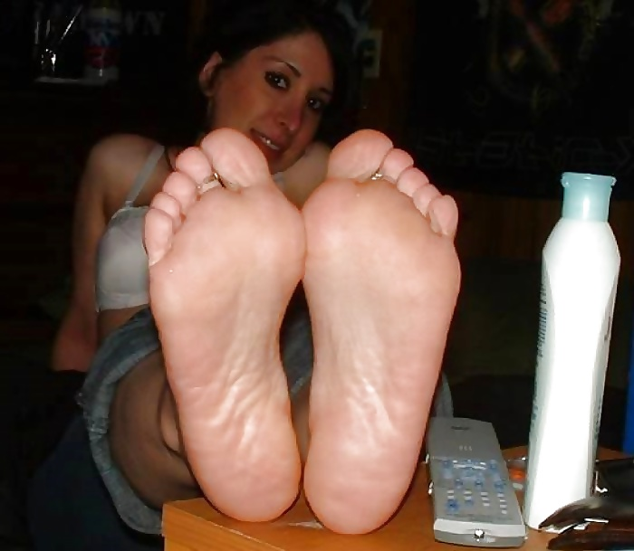 Old Woman Foot Fetish photo 18
