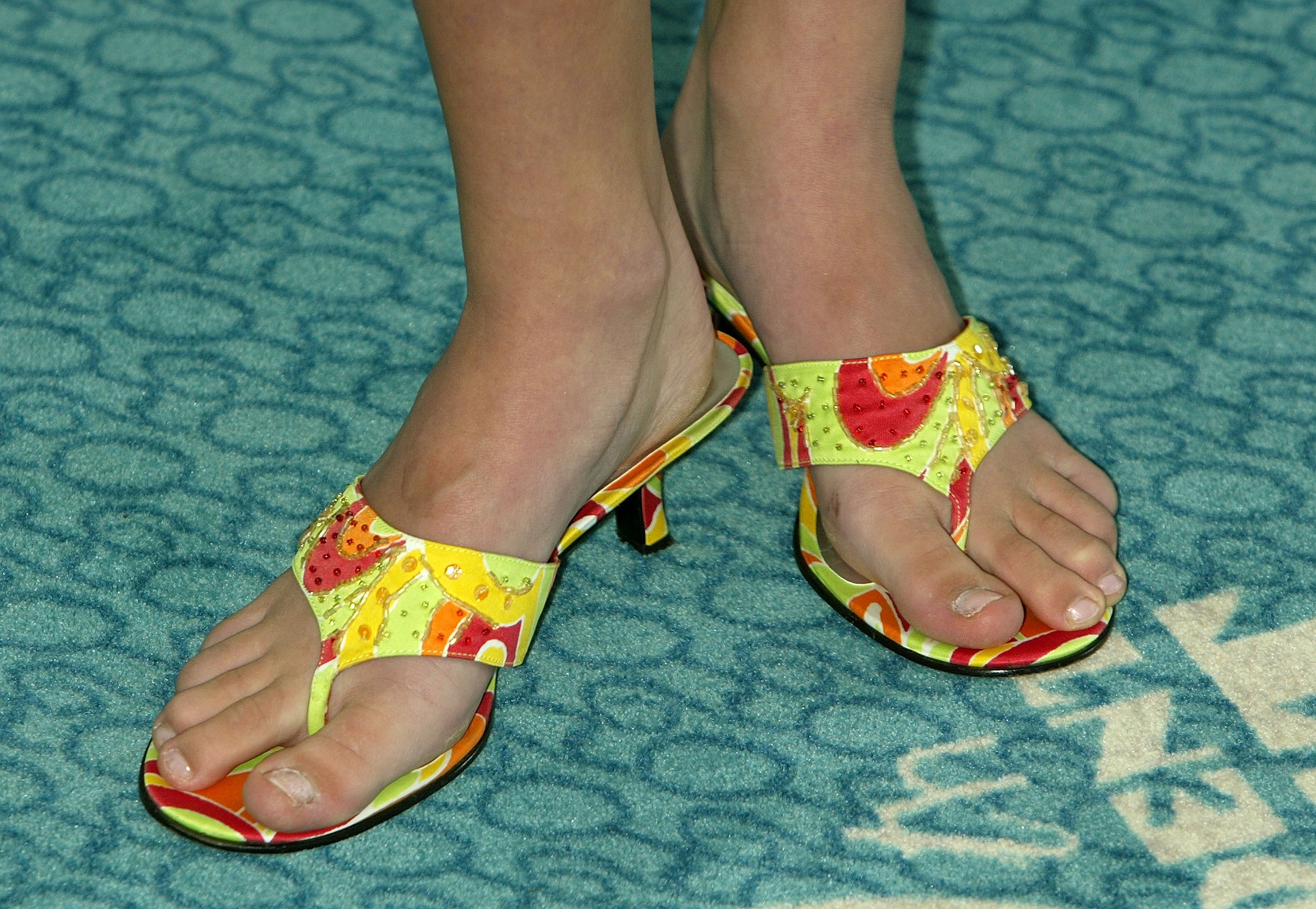 Ugly Feet In Hollywood photo 26