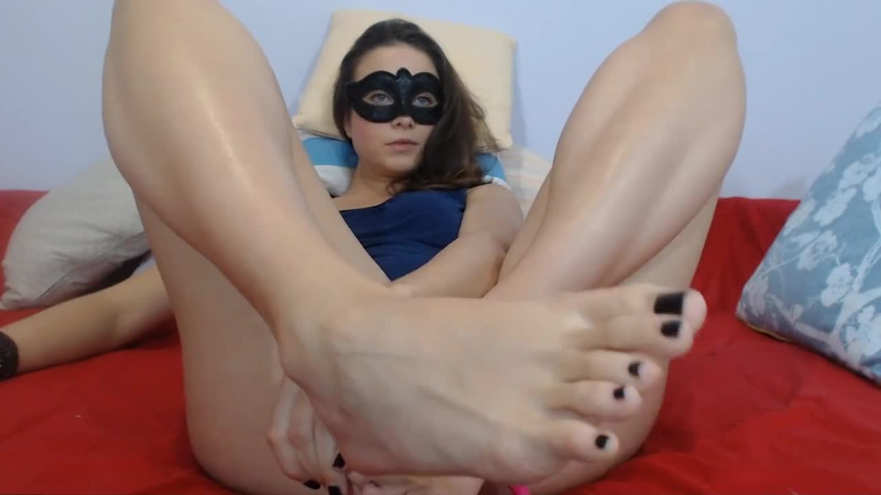 Pussy Feet Toes photo 3