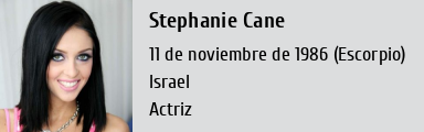 Stephanie Cane Picture photo 13