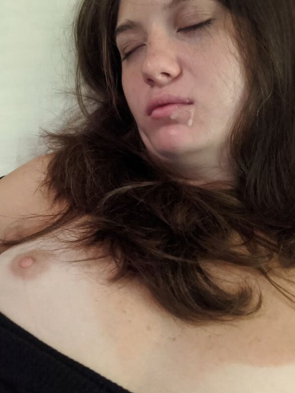 Cum In Passed Out photo 2