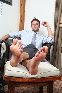 Male Feet Licked photo 25
