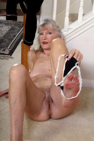 Old Woman Foot Fetish photo 7