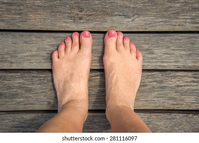 Pictures Of Womens Bare Feet photo 22