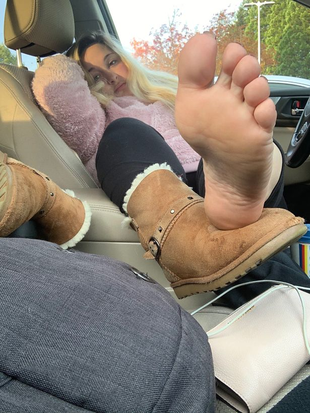 Male Feet Licked photo 27