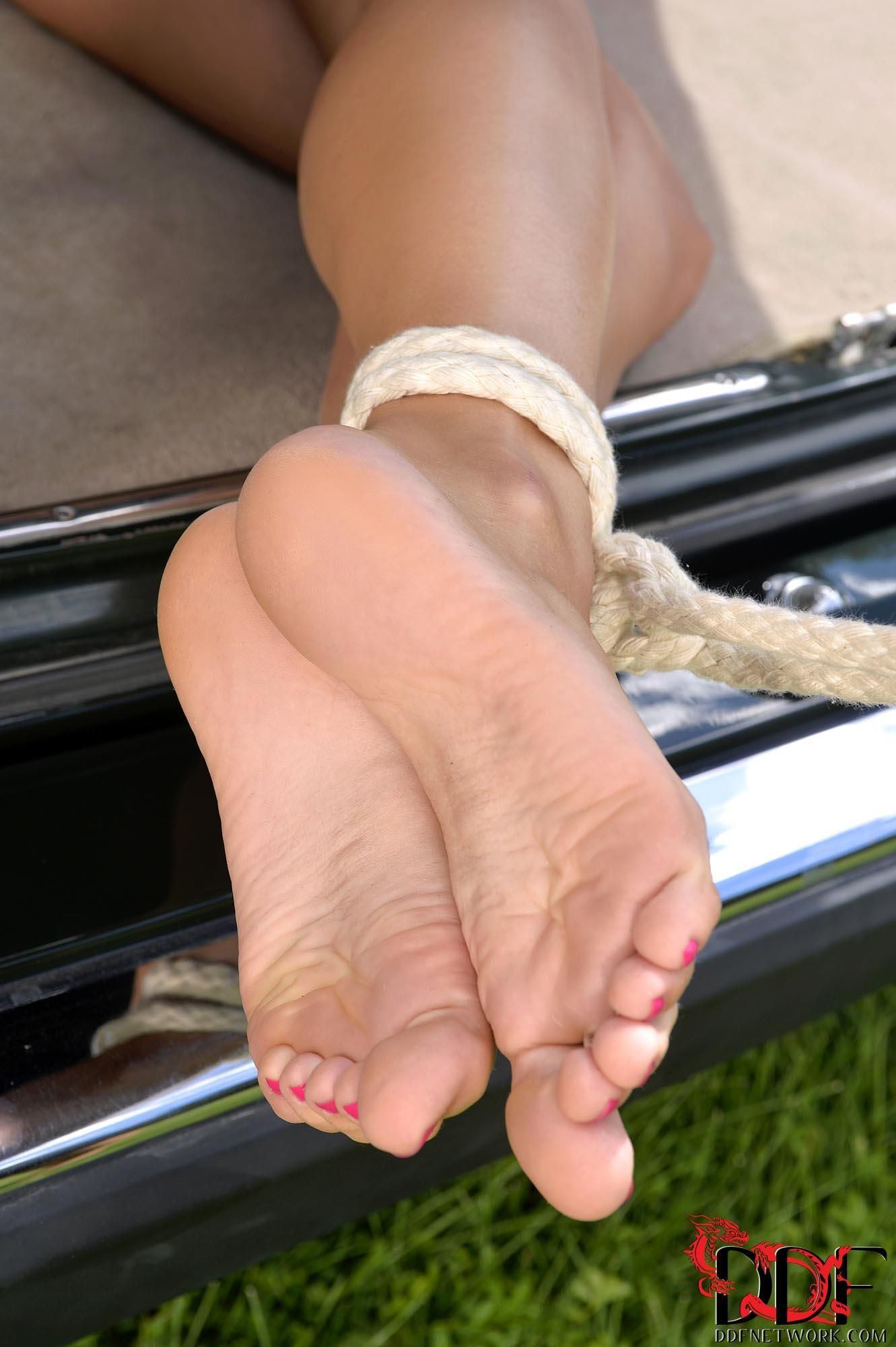 Tied Up Toes photo 10