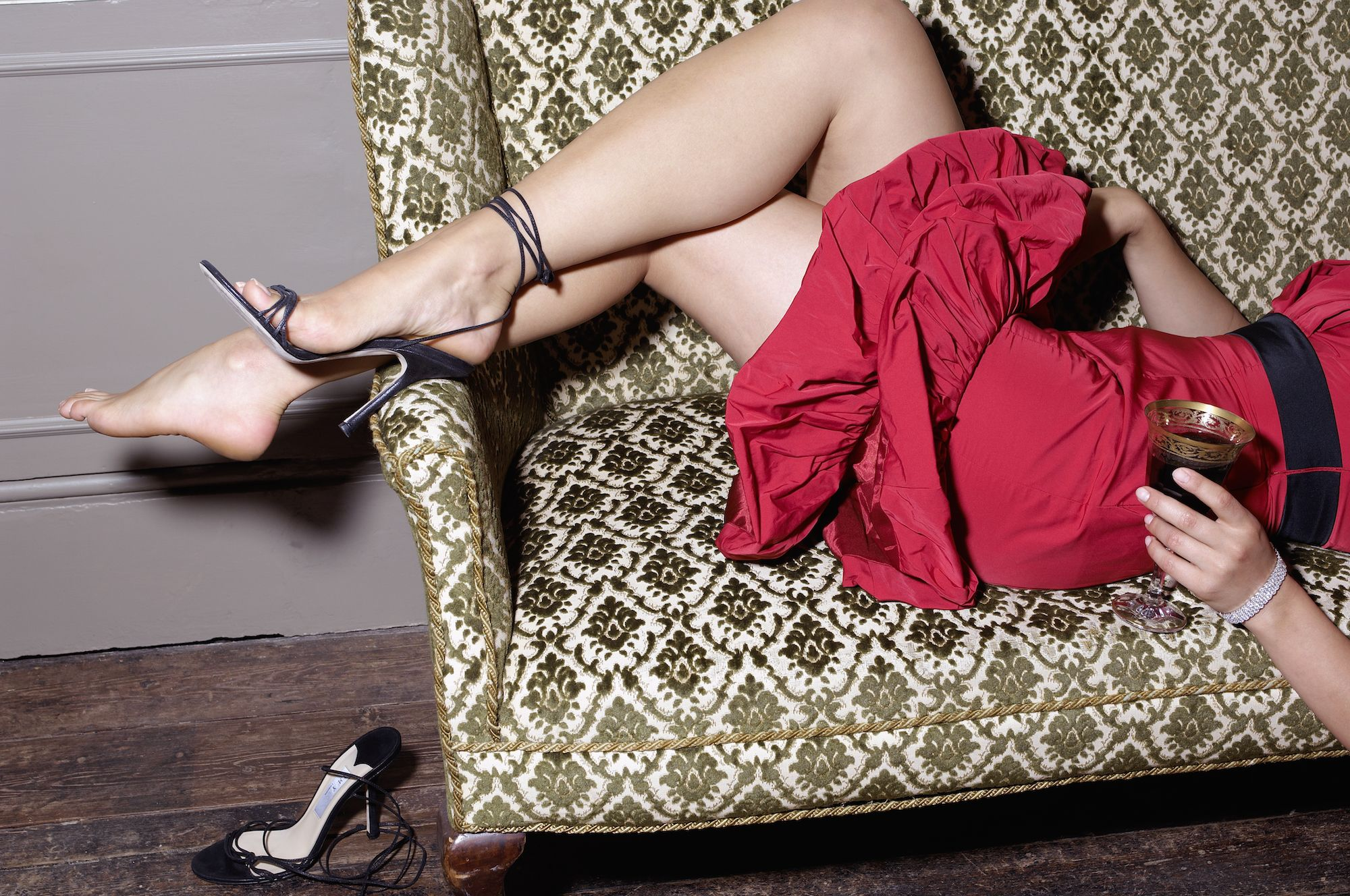 Foot Tease Story photo 15