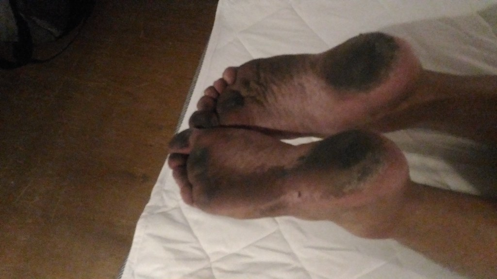 Dirty Feet In Bed photo 20