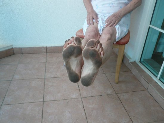 Dirty Feet In Bed photo 26