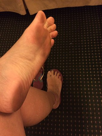 Dirty Feet In Bed photo 11