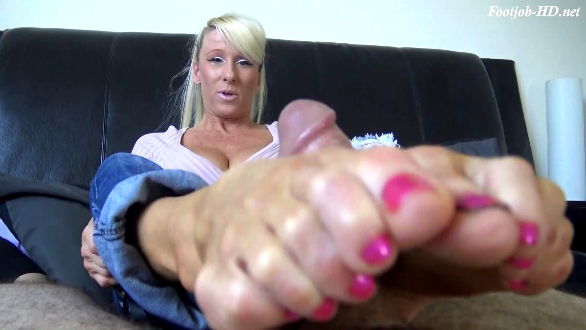 First Time Footjobs photo 13