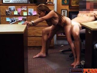 Getting Fucked At Work photo 4