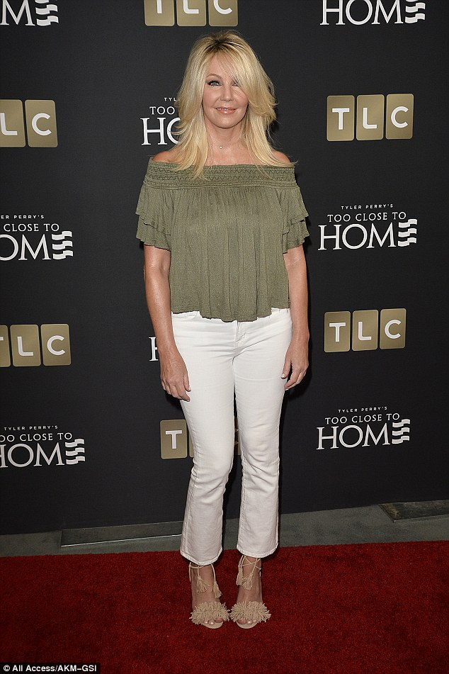 Heather Locklear Toes photo 29