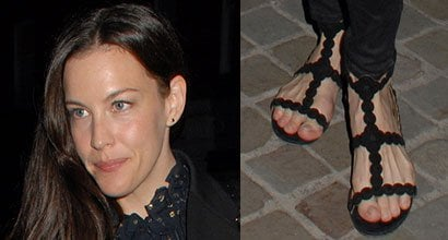 Liv Tyler Toes photo 21