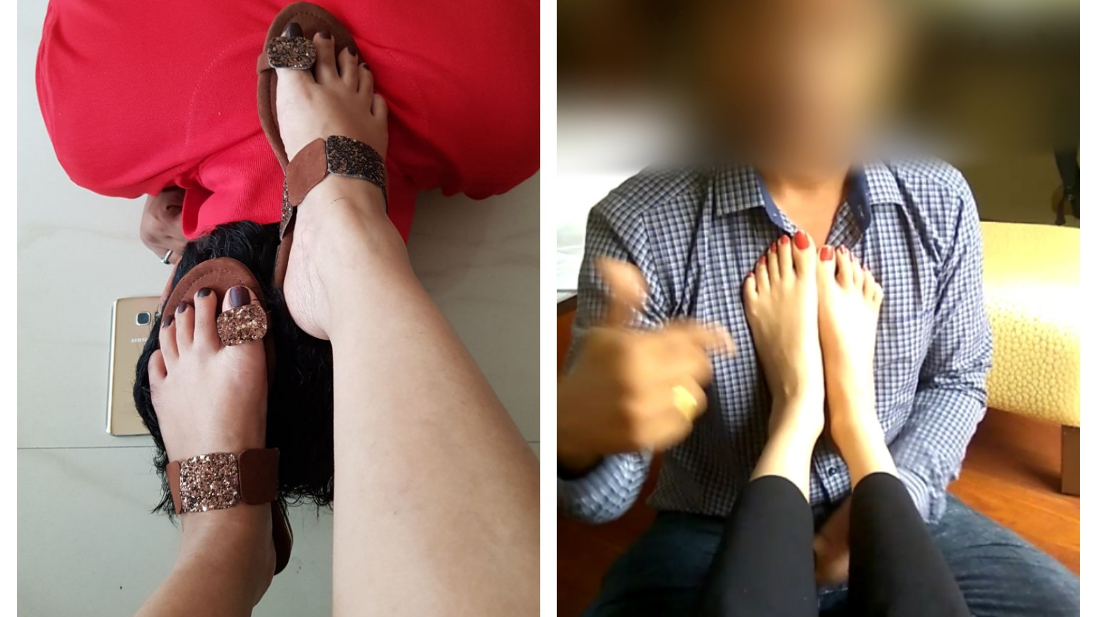 Male Foot Slave Stories photo 28