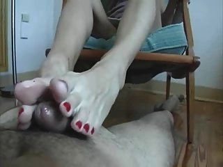 Old Woman Foot Fetish photo 26