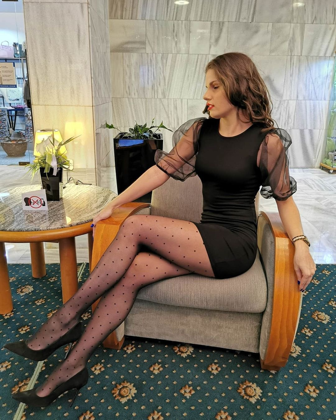 Showing Off Legs photo 19
